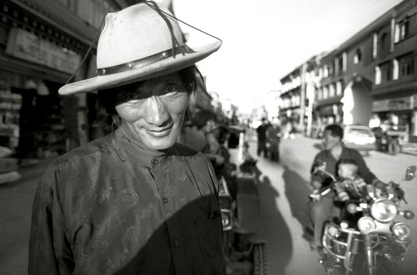 Khampa Saddle Maker
